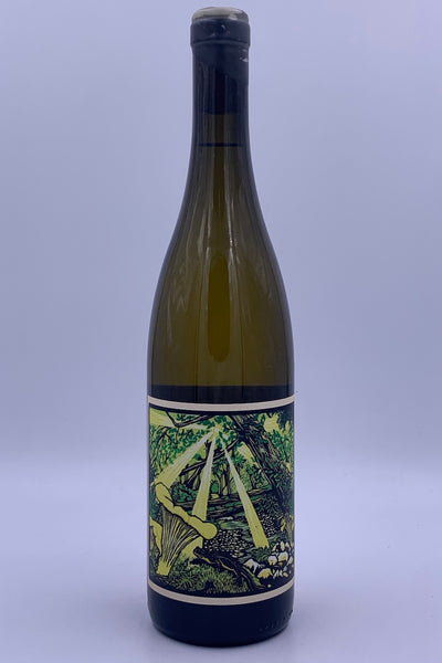 Florez Wines, Moonmilk, Santa Cruz Mountains, Chardonnay, 2019