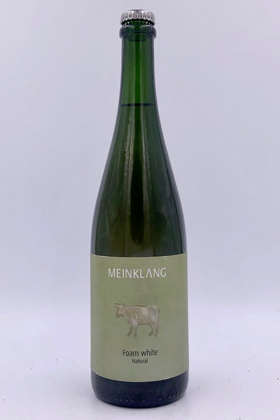 Meinklang, Foam White, Burgenland, Pinot Gris, 2019