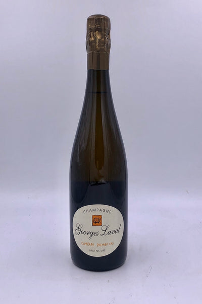 Georges Laval, Cumieres, Brut Nature, Chardonnay/Pinot Noir/Pinot Meunier, NV