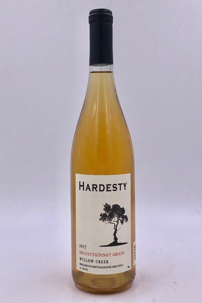 Hardesty Cellars, Willow Creek, Humboldt County, Pinot Grigio/Dolcetto, 2017