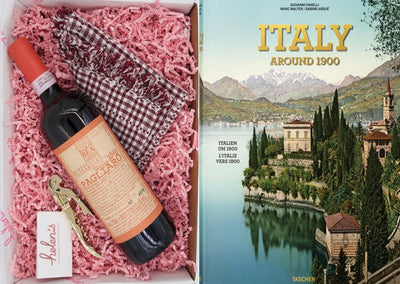 Italy Around 1900 Gift Box