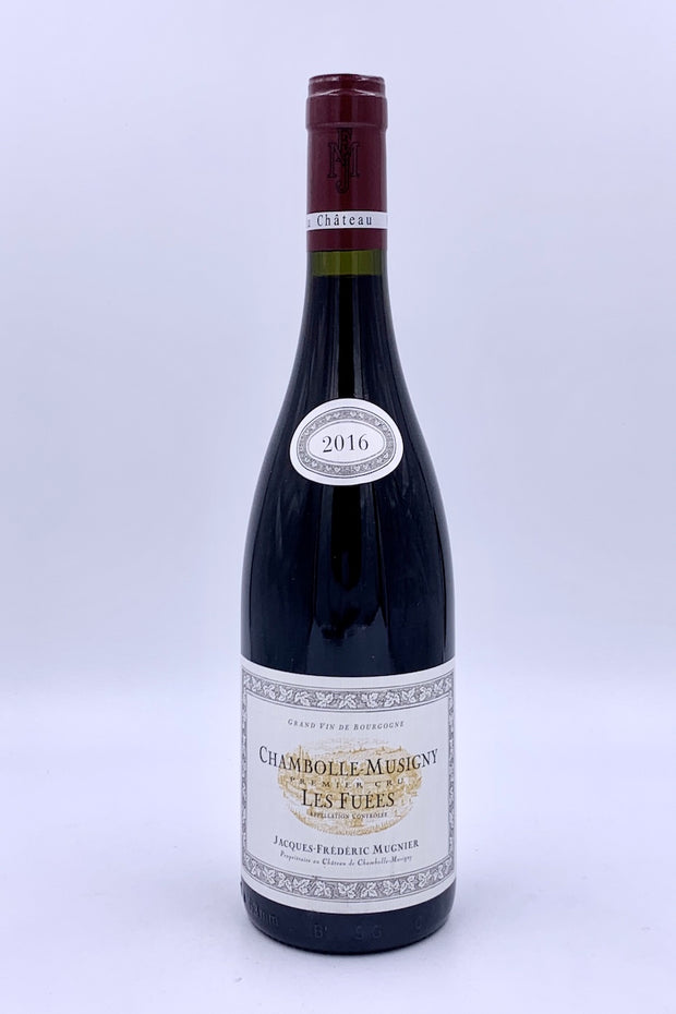 J.F. Mugnier, 1er cru, Les Fuees, Chambolle-Musigny, Pinot Noir, 2016