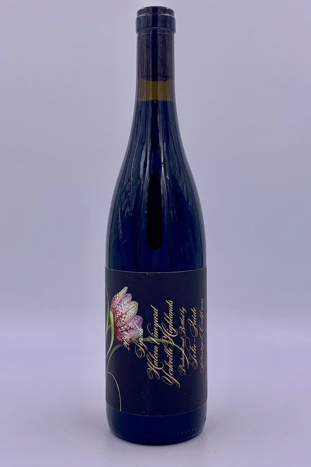Jolie Laide, Halcon Vineyard, Yorkville Highlands, Mendocino County, Syrah, 2018