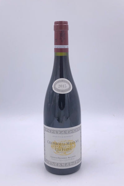 J.F. Mugnier, 1er cru, Les Fuees, Chambolle-Musigny, Pinot Noir, 2015