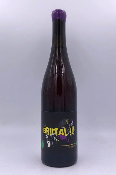 St. Reginald Parish, The Marigny Brutal, Willamette Valley, Oregon, Pinot Gris, 2019