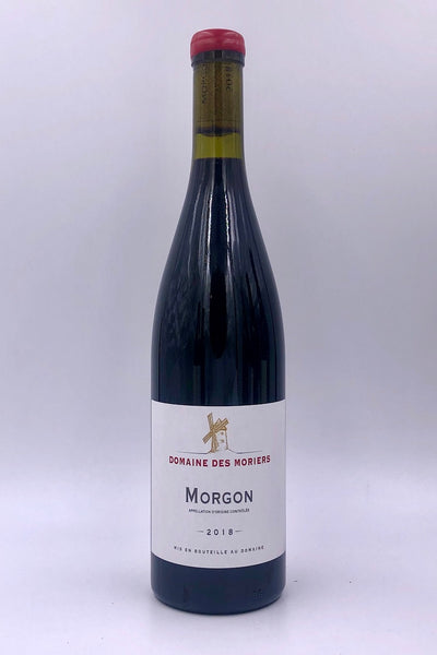 Domaine des Moriers, Morgon, Gamay, 2018