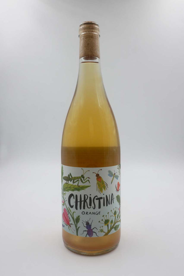 Christina, Orange, Burgenland, Austria, Chardonnay, 2020
