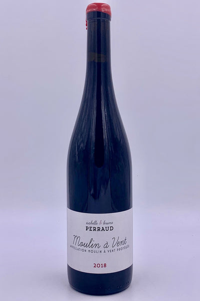 Maison Perraud, Moulin a Vent, Gamay, 2018