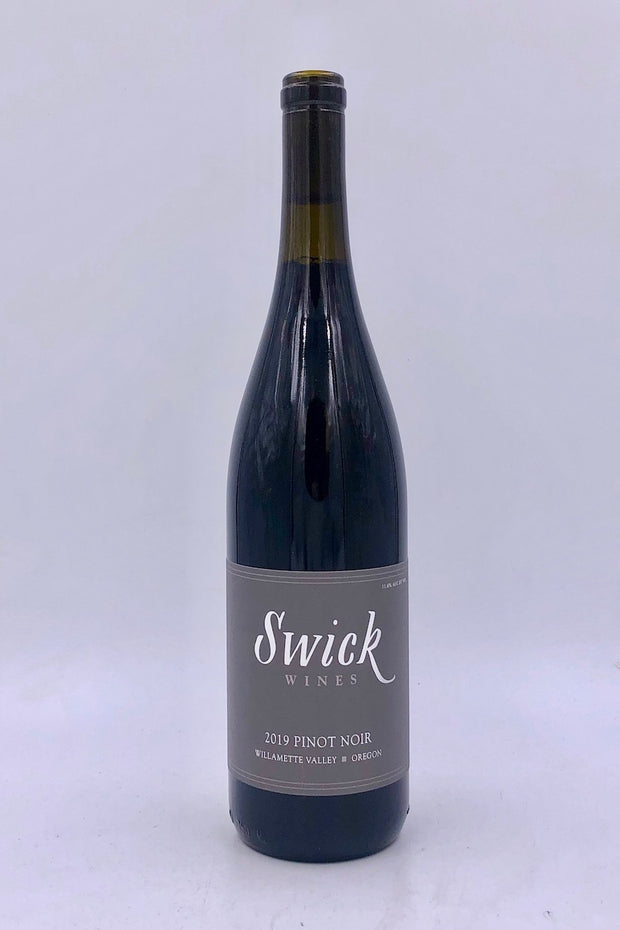 Swick, Pinot, Willamette Valley, Pinot Noir, 2019