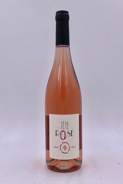Les Tetes, Tete Rose, Occitanie, Grolleau/Gamay, NV