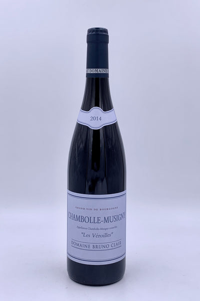 Bruno Clair, Les Veroilles, Chambolle-Musigny, Pinot Noir, 2014