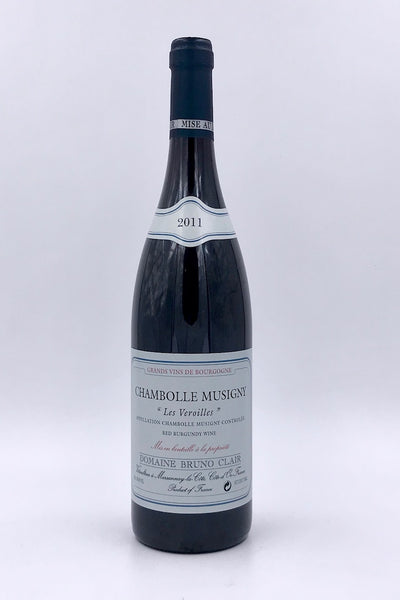 Bruno Clair, Les Veroilles, Chambolle-Musigny, Pinot Noir, 2011