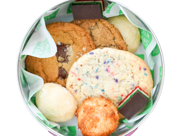 Add On: Assorted J&V Cookie Box