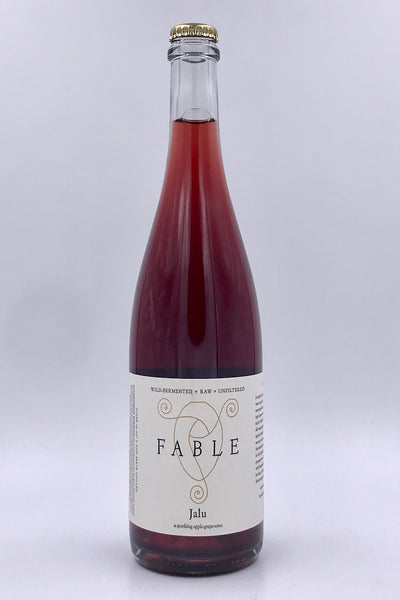 Fable Farm Fermentory, Jalu, Barnard, Vermont, Field blend with Foraged Apples, 2019