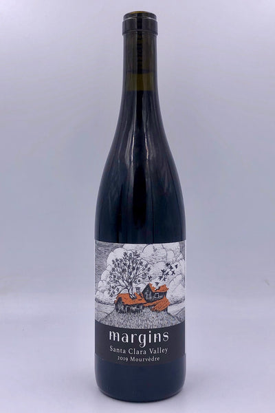Margins Wine, Santa Clara Valley, Mourvedre, 2019