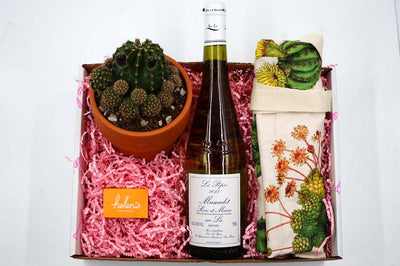 Grillin' and Cactus Chillin' Gift Box