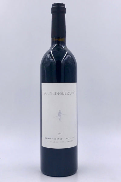 Young Inglewood Vineyards, Estate, St. Helena, Napa Valley, Cabernet Sauvignon, 2011