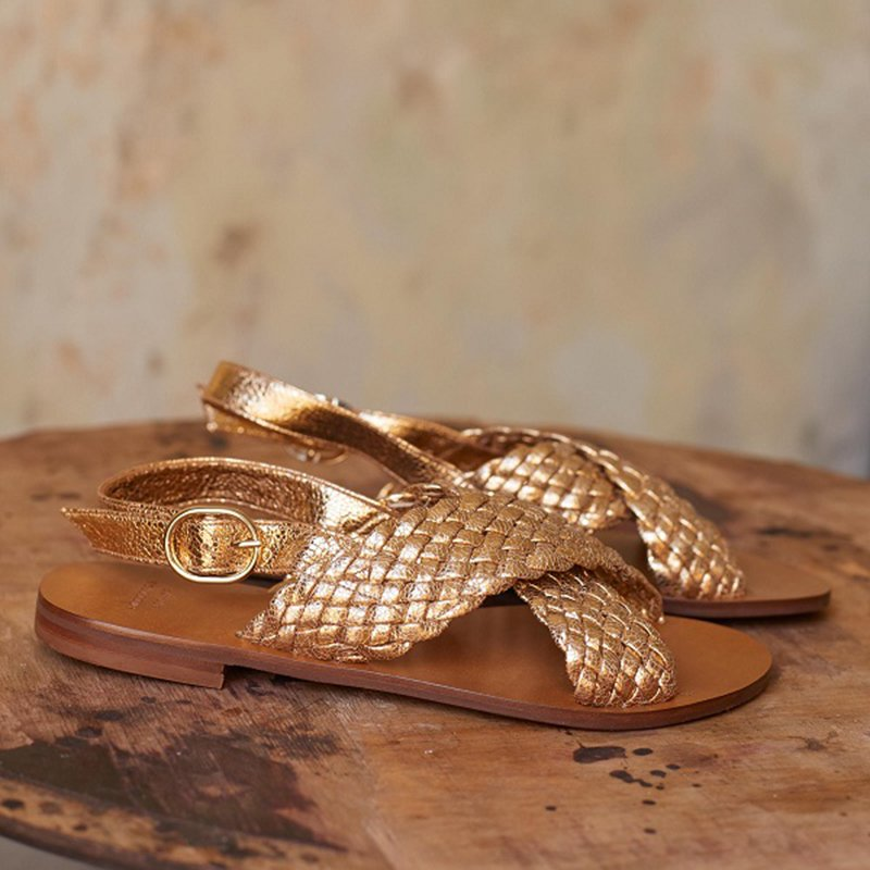 Women Casual Fashion Slip-On Sandal
