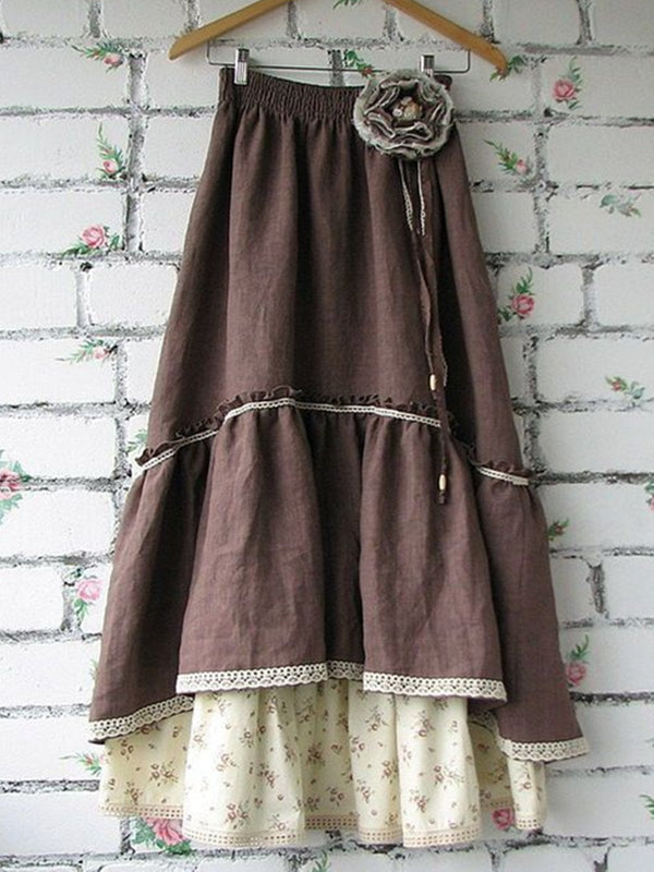 Cotton Casual Skirts