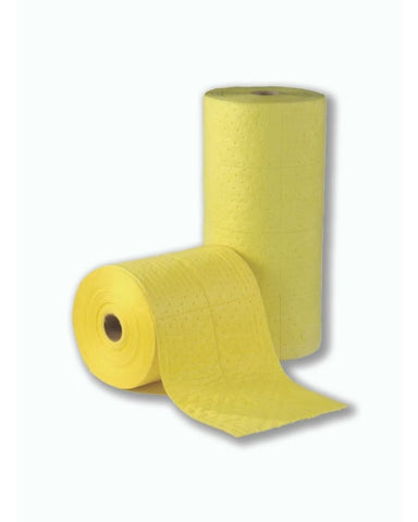 STARDUST HAZMAT Bonded Sorbent Perforated Roll