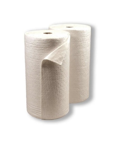 STARDUST Oil-Only Fine Fiber Sorbent Perforated Roll
