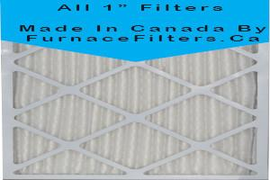 "ALL 1"" FURNACE FILTERS"