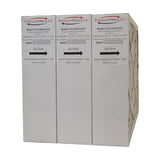 "Honeywell 16x25 Model # FC100A1029 MERV 8. Actual Size 15 15/16"" x 24 7/8"" x 4 3/8"" Case of 3 Generic."