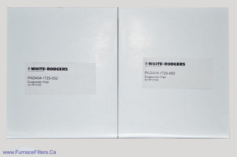 White Rodgers PADA04-1725-052 For Model HFT 2100 Humidifier. Package of 2.