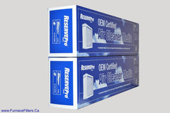 ReservePro 12758 Part # GFI 4001 Genuine MERV 11 for AC-1, AC-3, AC-22. Package of 2.