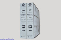 "Lennox X6669 Furnace Filter 21x26x4 Healthy Climate MERV 16 for Model HCFPCO20-16, 21"" x 26"" x 4."" Package of 2."