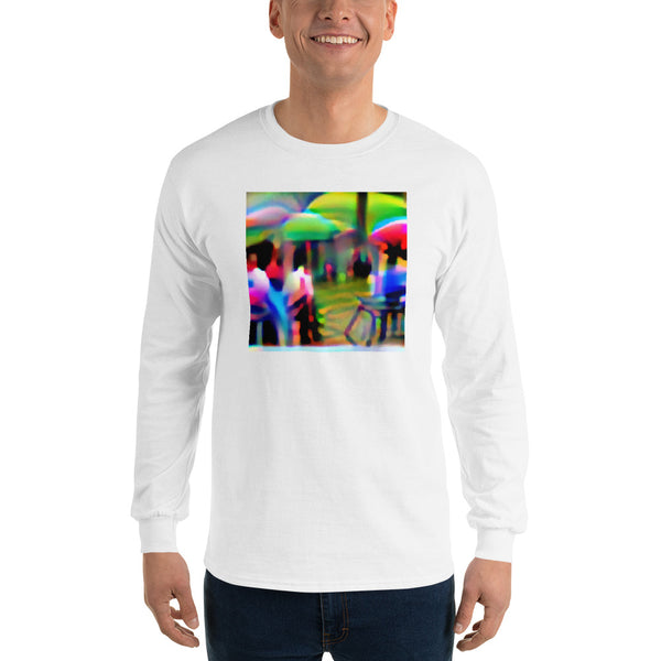 Adversarial Long Sleeve Shirt
