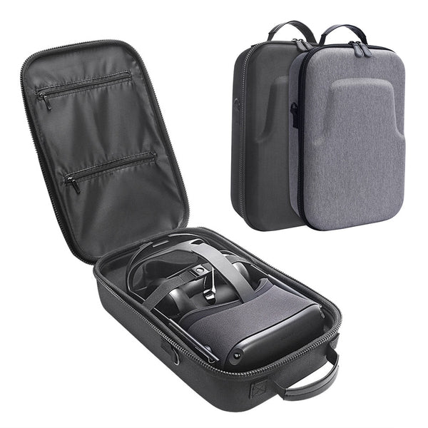 EVA Hard Travel Protection Box + Storage Bag Carrying Cover Case for Oculus Quest