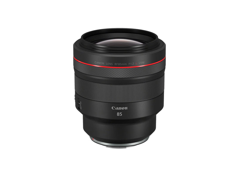 Canon launches an iconic lens for a new generation – the RF 85mm F1.2L USM – offering Canon's highest resolution yet - Cameratek