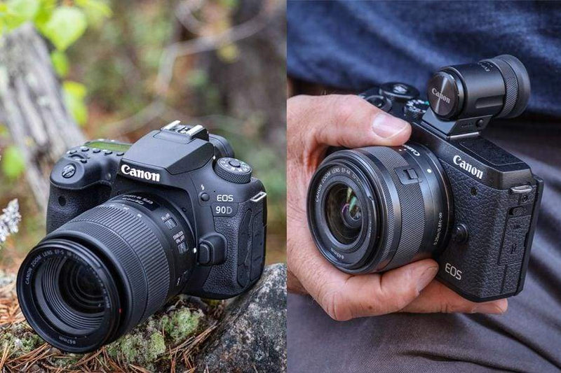 Canon strengthens the EOS line up with a new mirrorless and DSLR, delivering high-speed shooting and incredible resolution - Cameratek