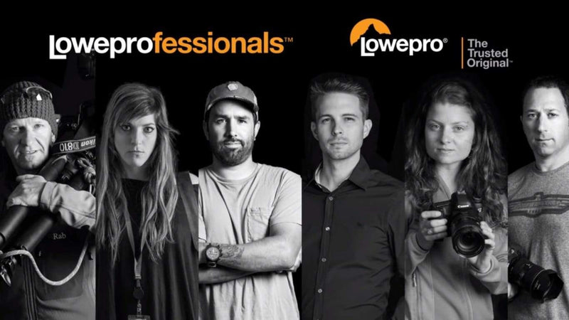 Do you own a Lowepro? - Cameratek