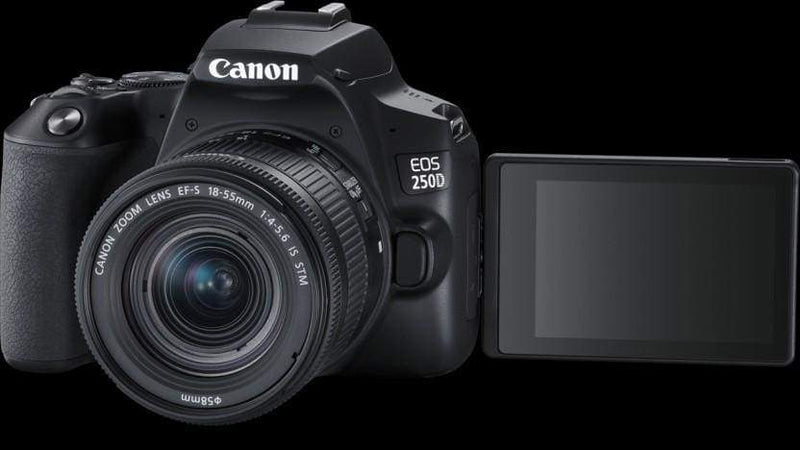 The new Canon EOS 250D - Cameratek