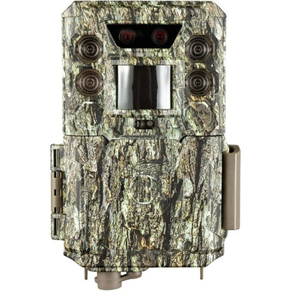 BUSHNELL DUAL CORE DS 30MP LOW GLOW TREE BARK CAMO TRAIL CAMERA