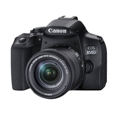 Canon EOS 850D DSLR Camera with 18-55mm IS STM Lens  Cameratek