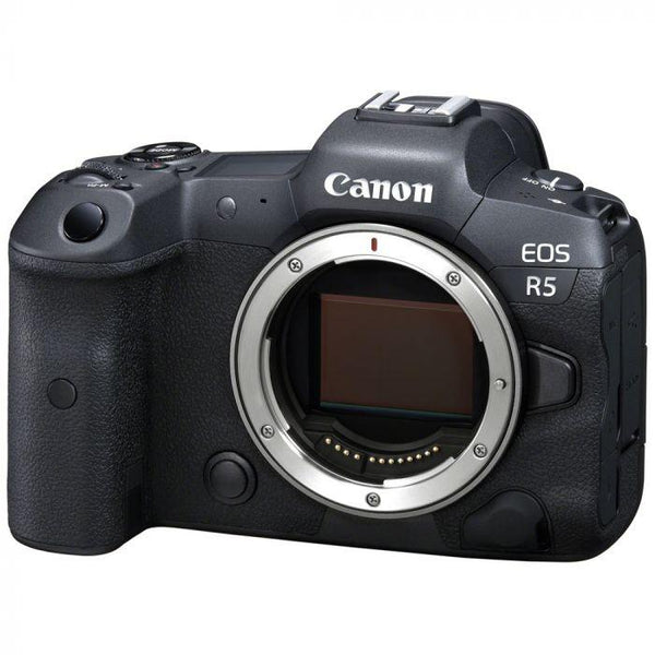 Canon EOS R5 Mirrorless Camera Body  Cameratek