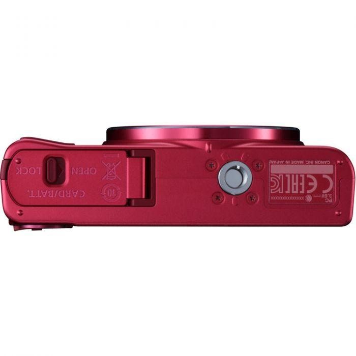 Canon PowerShot SX620 HS Camera (Red) - Cameratek