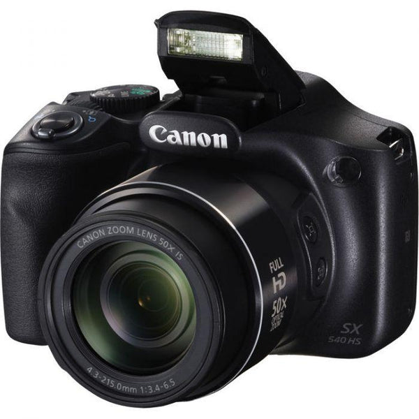 Canon Powershot SX540 HS Camera - Cameratek
