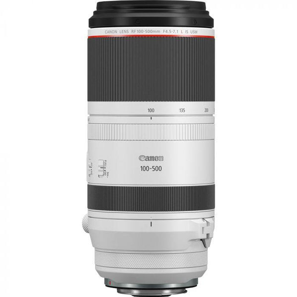 Canon RF 100-500mm f/4.5-7.1L IS USM Lens - Cameratek