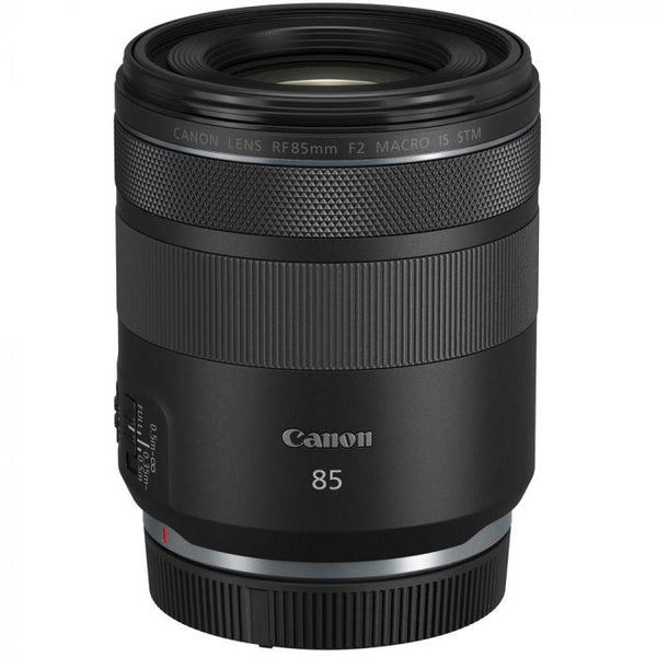 Canon RF 85mm f/2 Macro IS STM Lens - Cameratek