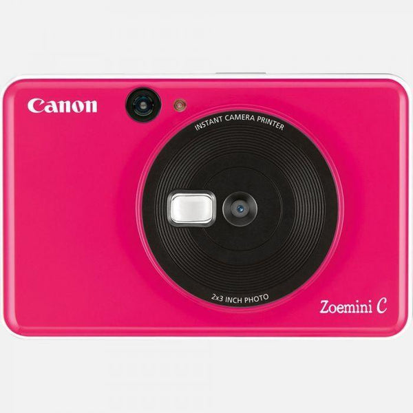 Canon ZoeMini C Instant Camera & Printer (Bubblegum Pink)