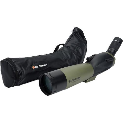 Celestron Ultima 80 20-60x80mm Spotting Scope (Angled Viewing)  Cameratek