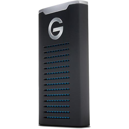 G-Technology 2TB G-DRIVE USB 3.1 Gen 2 Type-C mobile SSD - Cameratek