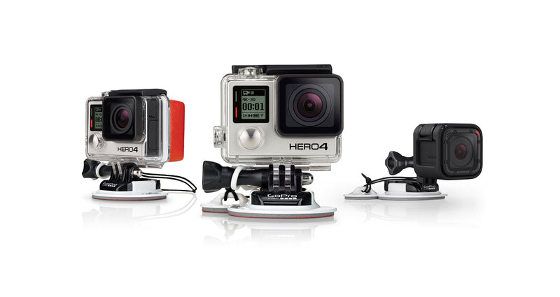 GoPro Surfboard Mounts - Cameratek