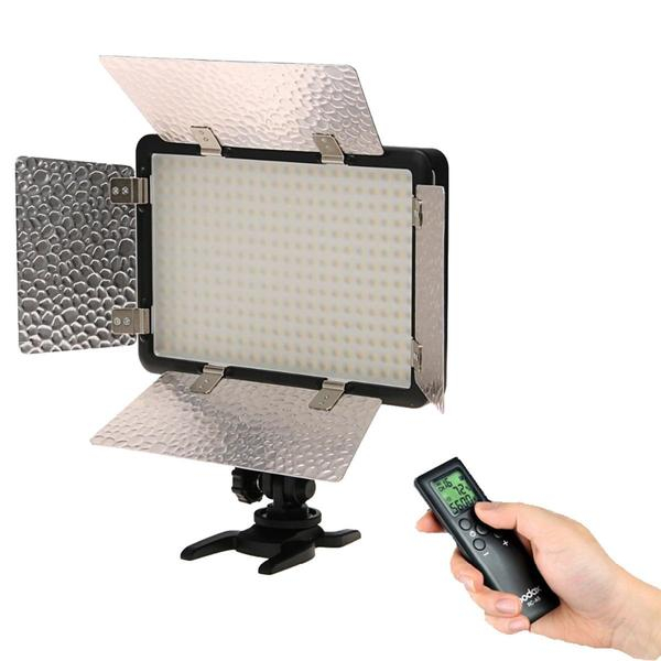 Godox LED 308C II Light with Battery and Charger - Cameratek