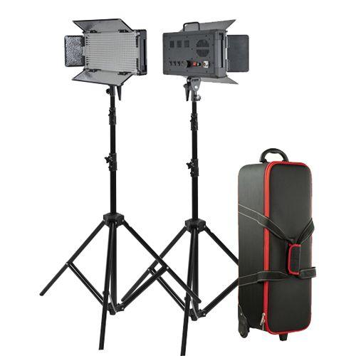 Godox LED 500 Light Kit Version 2.0 - Cameratek