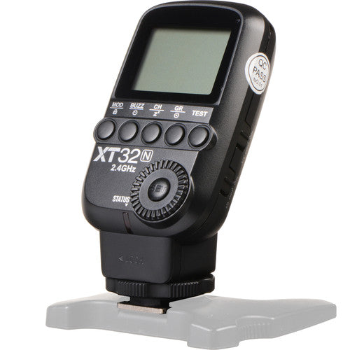 Godox XT32C Wireless Power-Control Flash Trigger for Canon Cameras